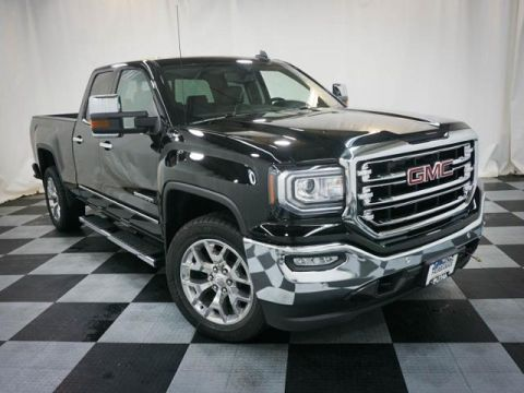 New 2018 GMC Sierra 1500 4WD Double Cab 143.5 SLT