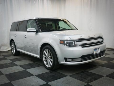 Pre-Owned 2014 Ford Flex 4dr Limited AWD
