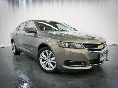 New 2017 CHEVROLET IMPALA 4DR SDN LT W/1LT Front Wheel Drive 4dr Car
