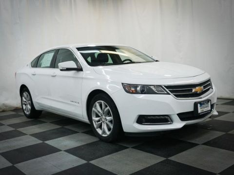 Certified Pre-Owned 2018 Chevrolet Impala 4dr Sdn LT w/1LT