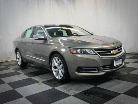 Certified Pre-Owned 2017 Chevrolet Impala 4dr Sdn Premier w/2LZ