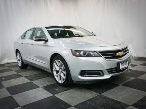 Pre-Owned 2017 Chevrolet Impala 4dr Sdn Premier w/2LZ