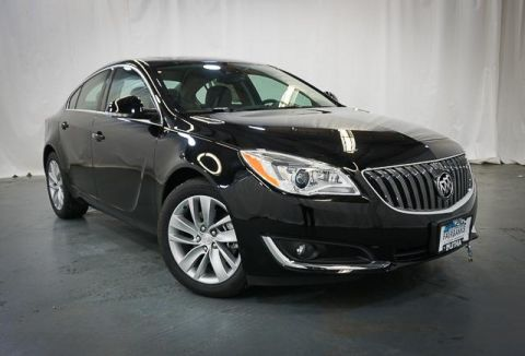 New 2017 Buick Regal 4DR SDN PREMIUM II AWD AWD