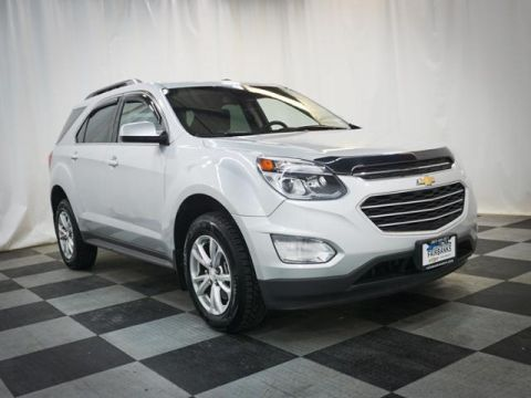 Pre-Owned 2016 Chevrolet Equinox AWD 4dr LT