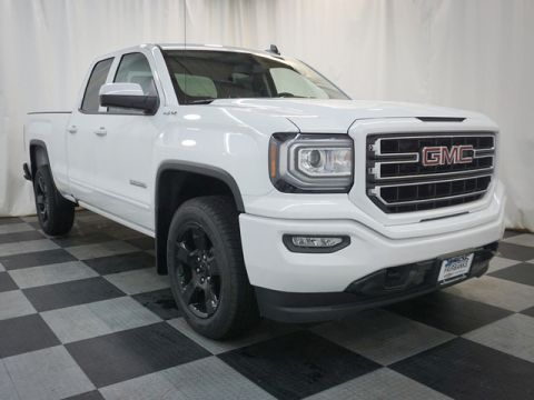 New 2019 GMC Sierra 1500 Limited 4WD Double Cab