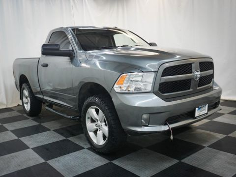 Pre-Owned 2013 Ram 1500 2WD Reg Cab 120.5 Express