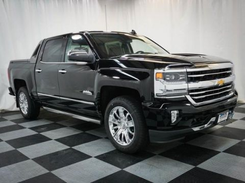New 2018 Chevrolet Silverado 1500 4WD Crew Cab 143.5 High Country