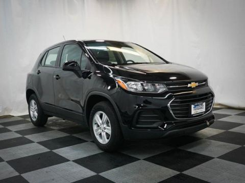 New 2019 Chevrolet Trax Awd 4dr Ls AWD