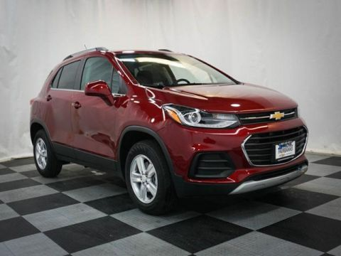 New 2019 Chevrolet Trax Awd 4dr Lt AWD