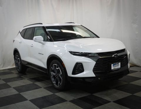 New 2020 Chevrolet Blazer AWD 4dr RS