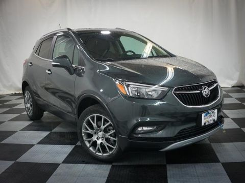 New 2018 BUICK ENCORE AWD 4DR AWD