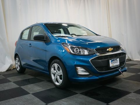 New 2019 Chevrolet Spark 4dr HB Man LS