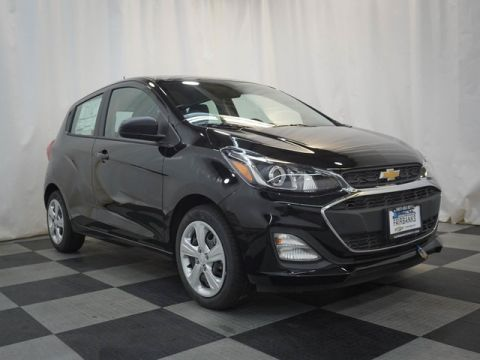 New 2020 Chevrolet Spark 4dr HB Man LS