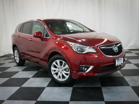 New 2019 Buick Envision Awd 4dr Preferred AWD