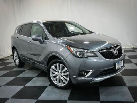 New 2019 Buick Envision Awd 4dr Premium AWD