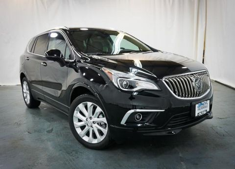 New 2017 BUICK ENVISION 4DR AWD PREMIUM II All Wheel Drive Sport Utility