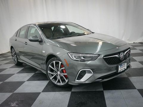 New 2018 Buick Regal 4DR SDN GS AWD AWD